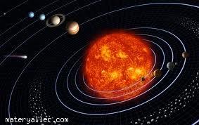 Ay, Dünya, Güneş