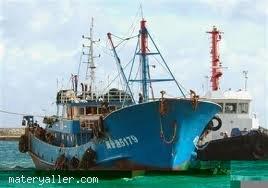 Balıkçı Gemisi Kaptanı