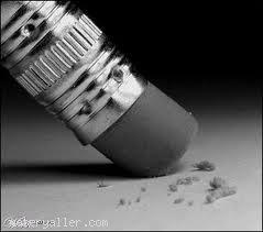 Silgi nasıl bir yapıya sahiptir? Kurşunkalemle yazdıklarımızı nasıl silebiliyoruz?