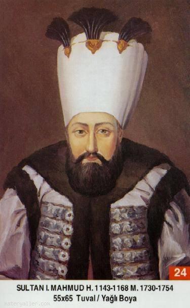 24- Sultan Birinci Mahmud Han (K�saca)