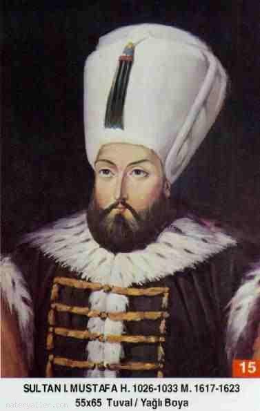 15-Sultan Birinci Mustafa