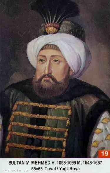 19-Sultan Dördüncü Mehmed