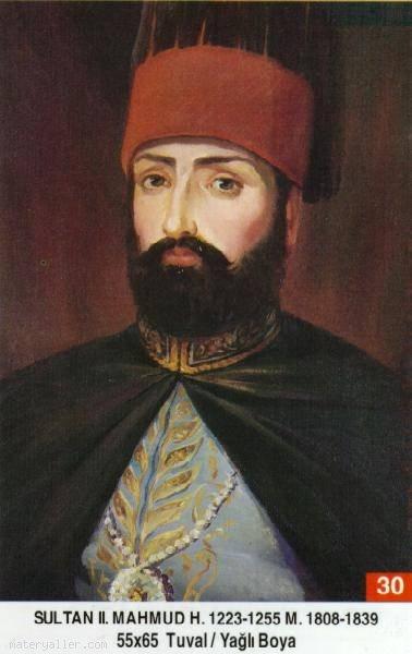30- Sultan İkinci Mahmud Han (Kısaca)