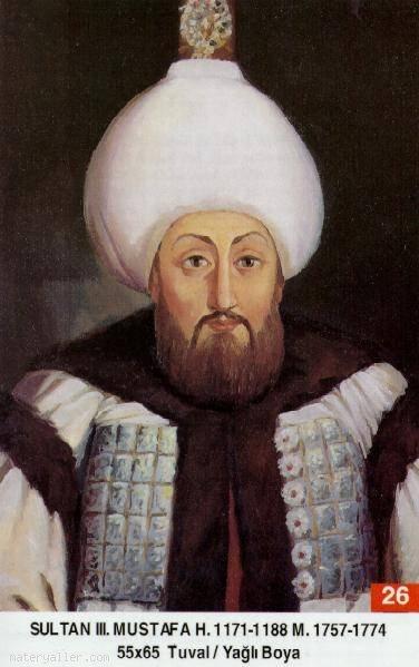 26- Sultan Üçüncü Mustafa Han (Kısaca)