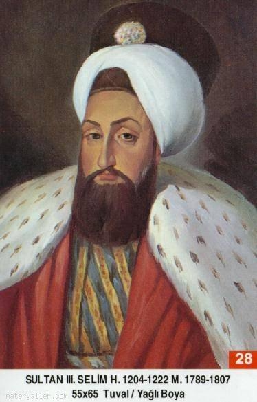 28- Sultan Üçüncü Selim Han (Kısaca)