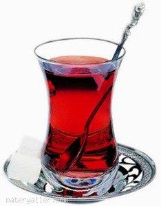 Kemahlıların Çay Sevgisi