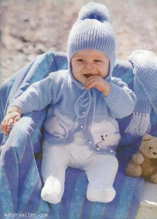 Erkek bebeklerin giysileri neden mavidir?