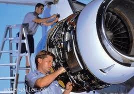 Uçak Bakım Teknisyeni (Gövde - Motor)