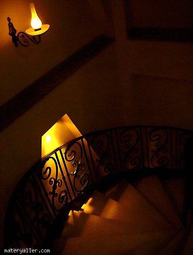 Işığı Yanan Evler...