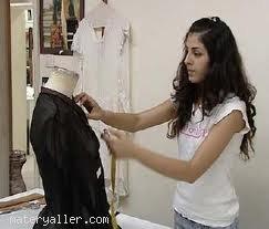 Kadın Giyim Modelisti