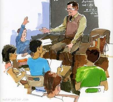 Amaç Güden Öğretmen Replikleri