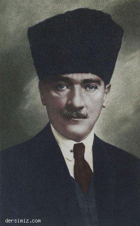 1923 Cumhuriyet'in ilanı ve Atatürk'ün Cumhurbaşkanlığı'na seçilmesi