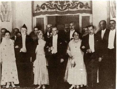 1930 - Yunanistan Başbakanı Venizelos ile