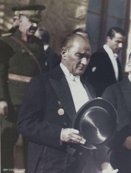 29 Ekim 1930 Gazi Mustafa Kemal
