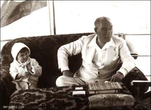 Atatürk ve Çocuk Fotoğrafları