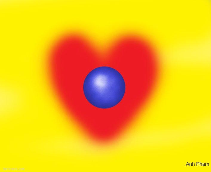 Mavi Top Nasıl Görünüyor