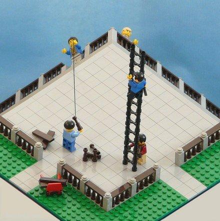 Tuhaf Lego