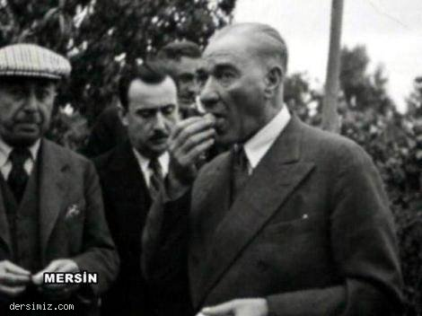 Diyar Diyar Atatürk Fotoğrafları