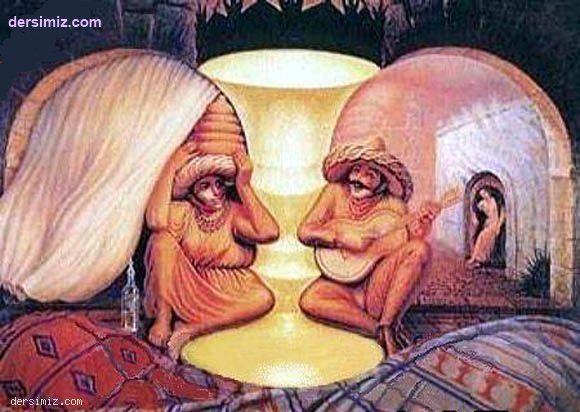 Kaç insan yüzü