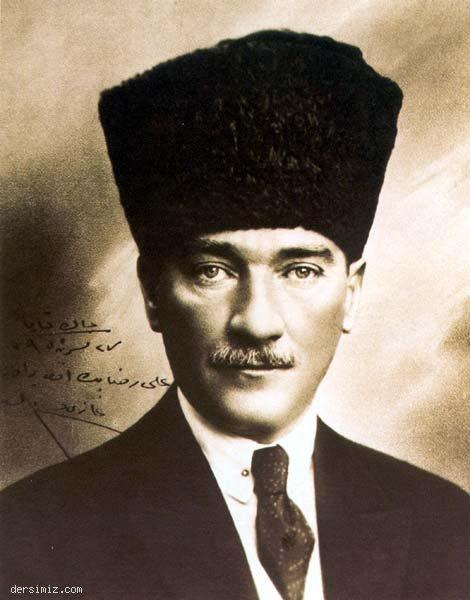 Mustafa Kemal Atatürk Portreleri