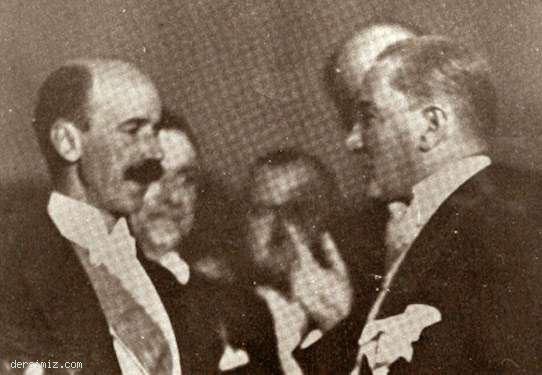 1930 - Macaristan Başbakanı Betlen ile