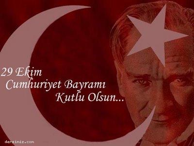 29 Ekim Cumhuriyet Bayramı Resimleri