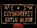 29 Ekim Cumhuriyet Bayram� Kutlu Olsun