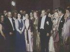 1929 - Ankara Palas�ta kost�ml� Cumhuriyet Balosu�nda