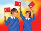 Bayraklarla 29 Ekim Cumhuriyet Bayram�