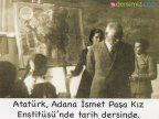 Atatürk Tarih Dersinde