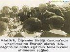 Ataturk-Egitim-Calismalarinda