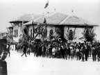 1930�lu y�llarda Cumhuriyet bayram� t�renlerinde ilk TBMM �n�