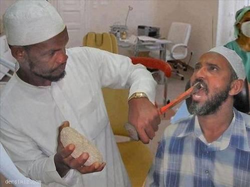 Hacı hangı diş o be