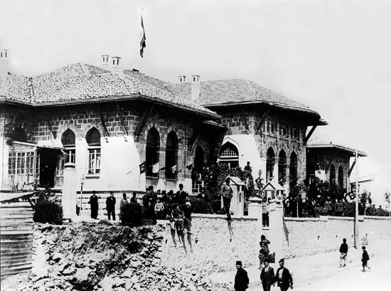 Ankara ilk TBMM
