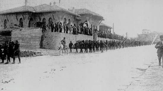 İstiklâl Savaşı yıllarında Ankara'da ilk TBMM