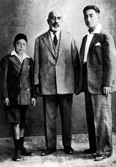Mehmet Akif ve torunları