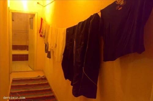 Kurutalım çamaşırlarımızı