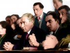 Renklendirilmiş Atatürk Fotoğrafı